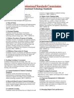 psc standards flyer ksu