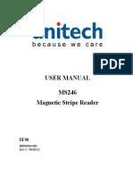 MS246 Manual