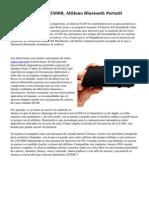 Opinion Philips BT3500B, Altifono Bluetooth Portatil
