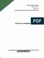 SNI 07-2225-1991 (Pipa Baja Saluran Air)