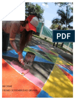 Informe Premio Sostenibilidad Urbana 2014