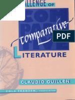 Guillen_Claudio_The Challenge of Comparative Literature