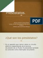 Presostatos ppt.pptx