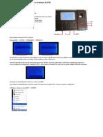 Configurar Terminal IP Con Software Acceso