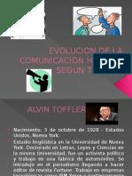 Evolucion de La Comunicacion Humana Segun Toffler
