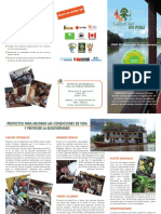 Folleto Latitud Sur Peru 2010