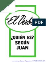 1962 El Verbo Quien Es Segun Juan -Baja
