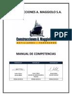 Manual de Competencias