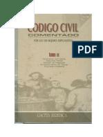 Codigo Civil Comentado Tomo Ix