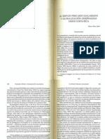 1- Mora, 2011. El Empleo Precario Asalariado y Globalizacion. Enseñanzas Desde Costa Rica (PRIORITARIO)