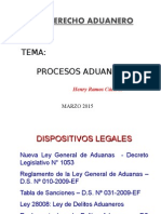 prodecedimientos aduaneros, seminarios, cursosoperativos derecho aduanero