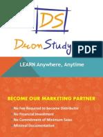 Become Marketing Partner