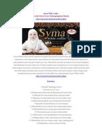 Syma White Coffee