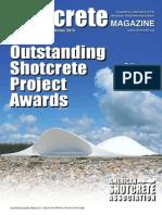 2015 Winter Shotcrete E-Magazine