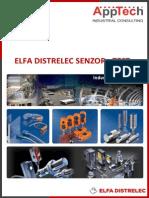 Elfa Distrelec - Senzor Test