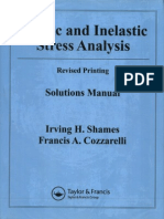 Elastic and Inelastic Stress Analysis by Shames Part1