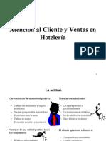 Atencion Al Cliente y Ventas