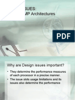 Design Issues Smt and Cmp Architectures