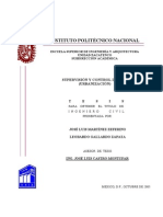 Tesis Ipn Supervision y Control de Obra