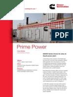 Case Study - Saudi Electricity Company