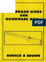 Ronald Brown - Homemade Guns and Homemade Ammo