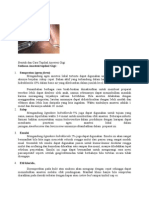 Bentuk Dan Cara Topikal Anestesi Gigi