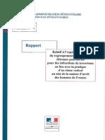 Detenus Radicalisés Fresnes