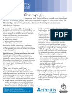 Exercise and Fibromyalgia