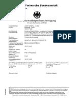 DE-06-MI004-PTB015Jumo  -902427.10  - 902427.11  -902437.10