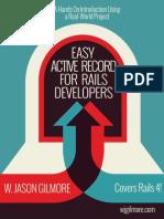 Easyactiverecord Sample