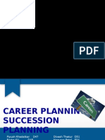 HRM Career and Successions Planning