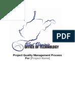 Quality Management Process 03 22 2012