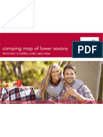 camping map of lower saxony