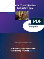 China Distribution Boards Industry Report 2015
