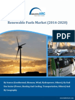Renewable Fuels Market (2014-2020)