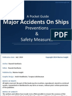 Major Accidents on Ships