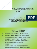 KOMPENSATORIS ABK