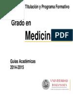 Medicina Salamanca