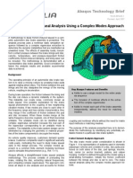 Automotive SIMULIA Tech Brief 05 Automotive Brake Squeal Analysis Full