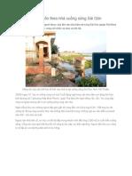 Cả Gia Đình Bị Cuốn Theo Nhà Xuống Sông Sài Gòn