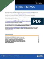 Peregrine News June 2015