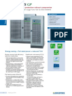 2015 Delphys Green Power 160-800KVA Catalogue