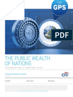 Citi GPS - The Public Wealth of Nations