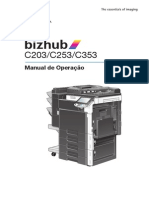 Bizhub c203 c253 c353 Um User Manual 1-1-1 Pt
