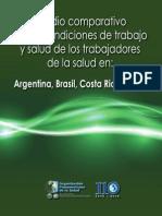 Estuidio Comparativo de condiciones de trabajo y salud de los trabajadores en:Peru, Argentina