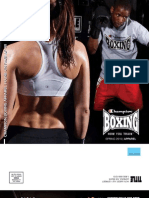 TITLE Boxing Spring 2010 Apparel Catalog
