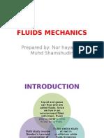 Fluids Mechanics