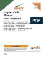 Jacobsen - d1105 Parts