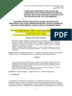 Paper Extenso Ciego - Formato 2 Presentar Software