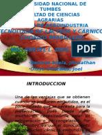Diapos Chorizo Parrillero